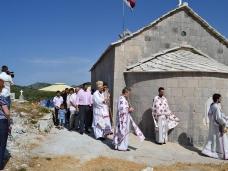11 Св. Арх. Литургија у селу Запланику