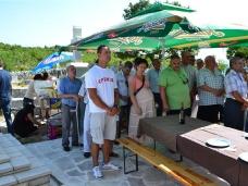 22 Св. Арх. Литургија у селу Запланику