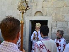 23 Св. Арх. Литургија у селу Запланику
