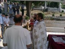 11 Празник Рођења Светог Јована Крститеља у требињској парохији Засад