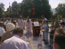 19 Празник Рођења Светог Јована Крститеља у требињској парохији Засад