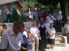 20 Празник Рођења Светог Јована Крститеља у требињској парохији Засад