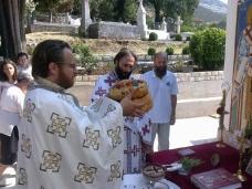 21 Празник Рођења Светог Јована Крститеља у требињској парохији Засад