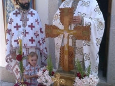 22 Празник Рођења Светог Јована Крститеља у требињској парохији Засад