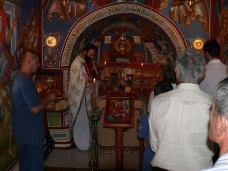 6 Света Литургија у Засаду