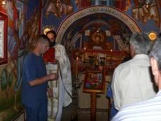 7 Света Литургија у Засаду