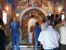 8 Света Литургија у Засаду