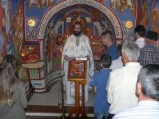 9 Света Литургија у Засаду