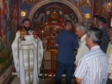 10 Света Литургија у Засаду