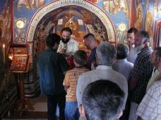 11 Света Литургија у Засаду