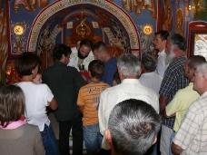 12 Света Литургија у Засаду