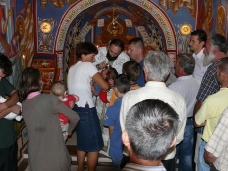 13 Света Литургија у Засаду