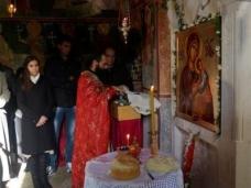 22 Ваведење Пресвете Богородице у Манастиру Завала