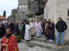 40 Ваведење Пресвете Богородице у Манастиру Завала