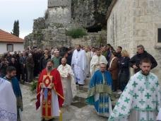 42 Ваведење Пресвете Богородице у Манастиру Завала