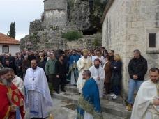 43 Ваведење Пресвете Богородице у Манастиру Завала