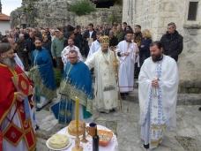 44 Ваведење Пресвете Богородице у Манастиру Завала