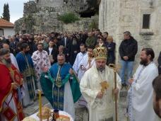 45 Ваведење Пресвете Богородице у Манастиру Завала
