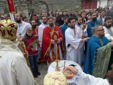 54 Ваведење Пресвете Богородице у Манастиру Завала