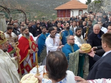56 Ваведење Пресвете Богородице у Манастиру Завала