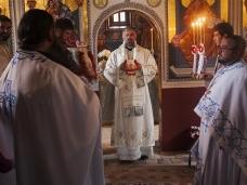 1 Света Архијерејска Литургија у манастиру Житомислић