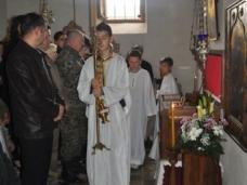 8 Благовештење слава Манастира Житомислић