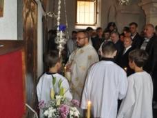 9 Благовештење слава Манастира Житомислић
