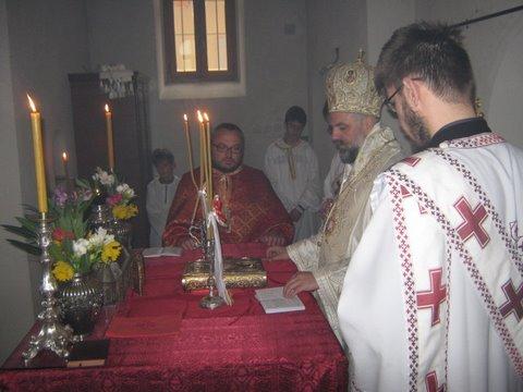 2 Св. Арх. Литургија у Манастиру Житомислић