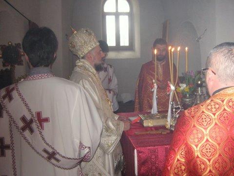 3 Св. Арх. Литургија у Манастиру Житомислић