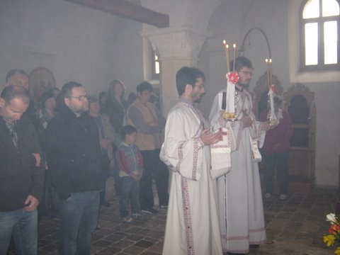 5 Св. Арх. Литургија у Манастиру Житомислић
