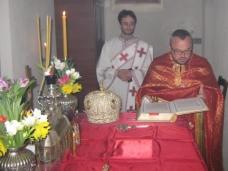 6 Св. Арх. Литургија у Манастиру Житомислић