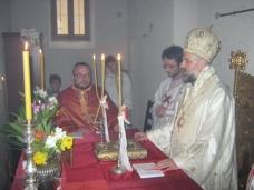 1 Св. Арх. Литургија у Манастиру Житомислић