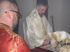 4 Св. Арх. Литургија у Манастиру Житомислић